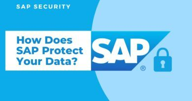 How Does SAP Protect Your Data?